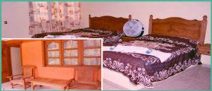 Habitación Doble Con Balcón - Hotel la huerta