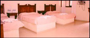Habitación Triple - Hotel la Gruta
