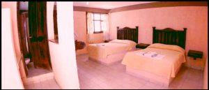 habitación doble - Hotel la Gruta